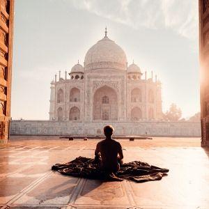 Delhi Agra Delhi avec chauffeur