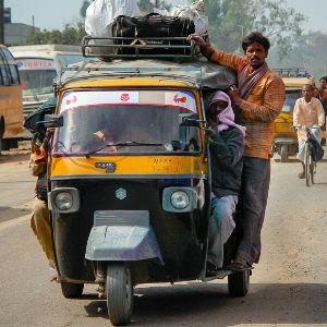Delhi visite inde | Rajasthan avec Chauffeur