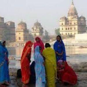 Orchha Inde du Nord | Visite Rajasthan avec Chauffeur